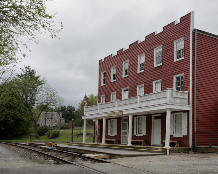 Hanover Junction Station