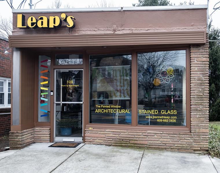 Leap's