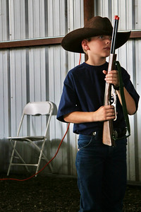 Guard Duty; Hatch, NM