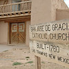 Church of San Jose de Gracia - Las Tampas