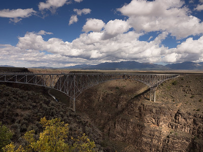 Rio Grande Gorge Bridge, Taos, NM