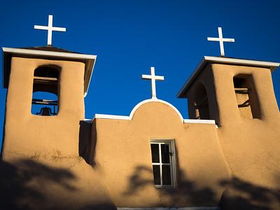 San Francisco de Assisi Mission Church, Taos NM