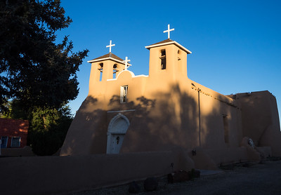 San Francisco de Assisi Mission Church, Taos NM