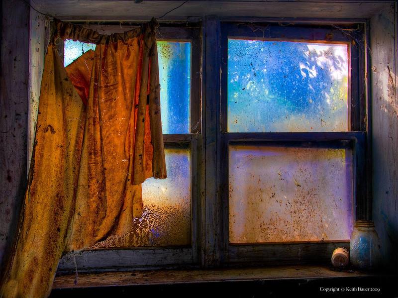 Window At Abeytas