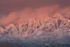 Sandia Mountain Glow