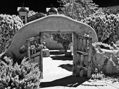 Gateway at the Santuario