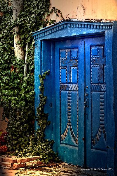 Old Town Albuquerque - La Puerta