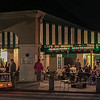 Cafe Du Monde After Dark.