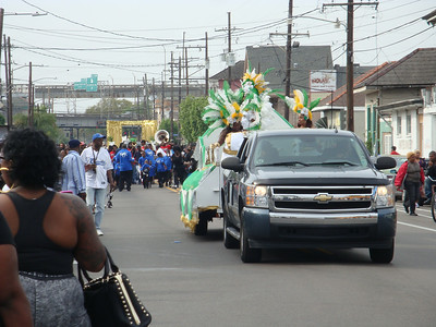 Old & Nu Style Fellas Second Line