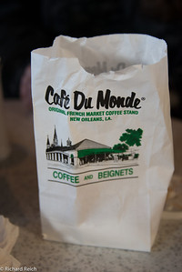 Beignets from Cafe Du Monde - delicious!