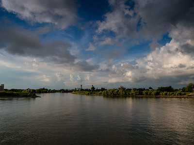 The Inland Waterway