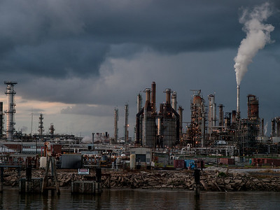 New Orleans Refinery 2