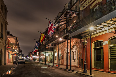 French Quarter Flags
