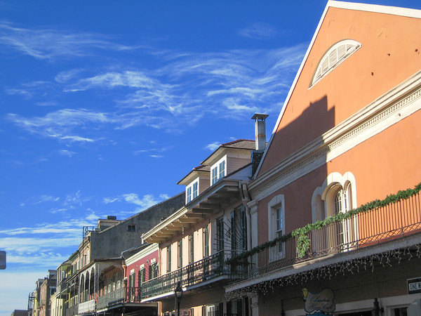 Christmas in the French Quarter