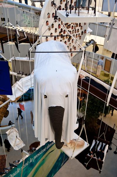 Maurizio Cattelan : All <br /> (Solomon R. Guggenheim Museum)