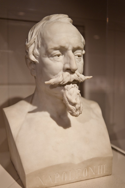 Jean-Baptiste Carpeaux : Napoleon III at the Metropolitan Museum of Art