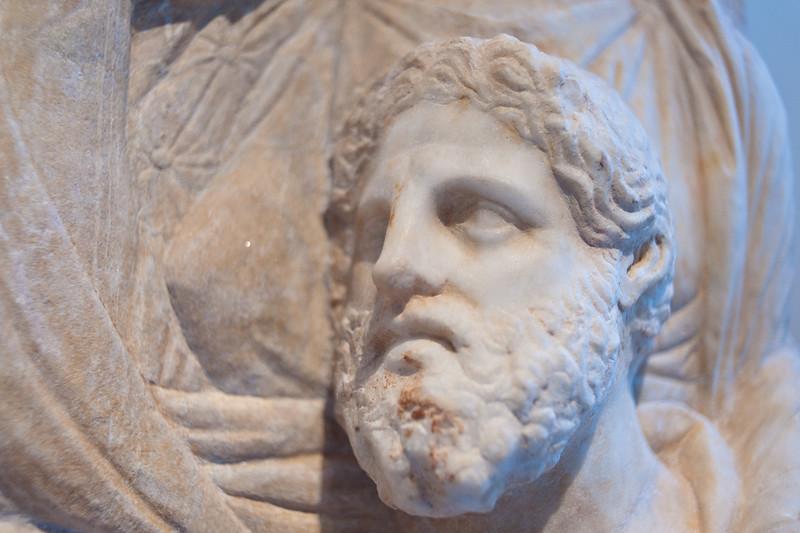 ancient works at the Metropolitan Museum of Art