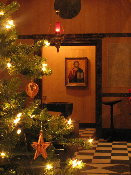 Chapel at CHristmas