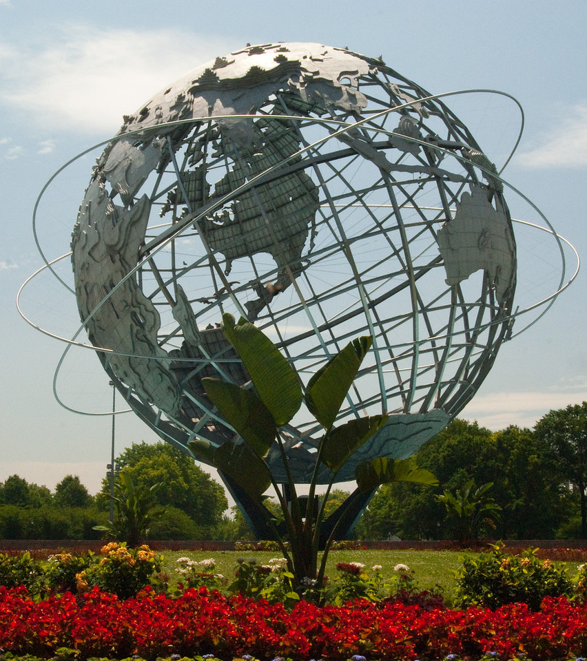 Planting the Unisphere