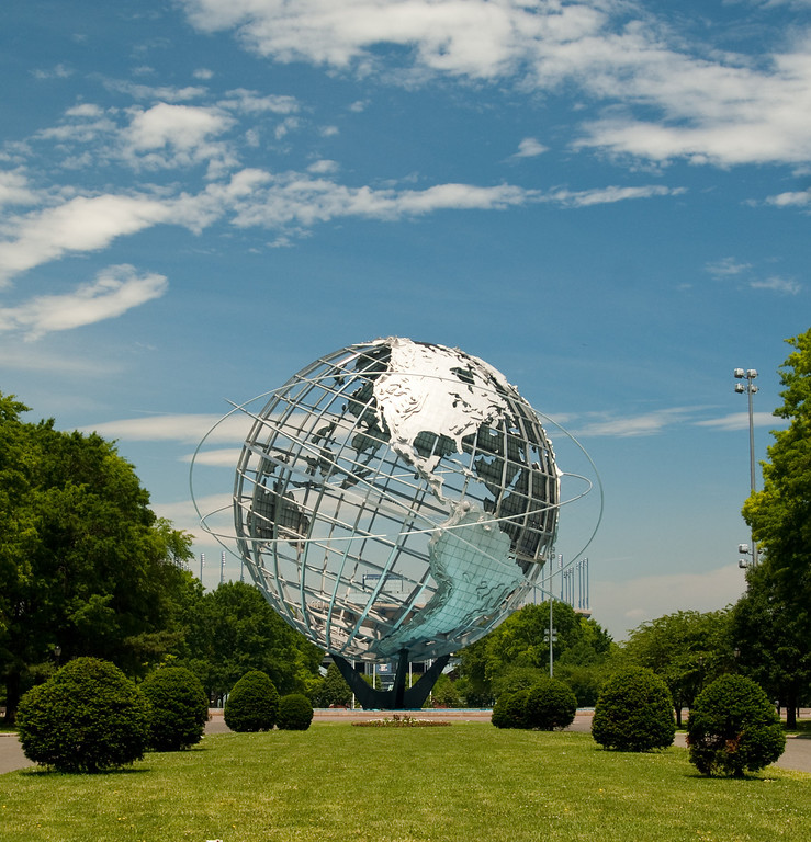 Flushing Meadows Unisphere