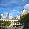 Bryant Park and the New York City Library