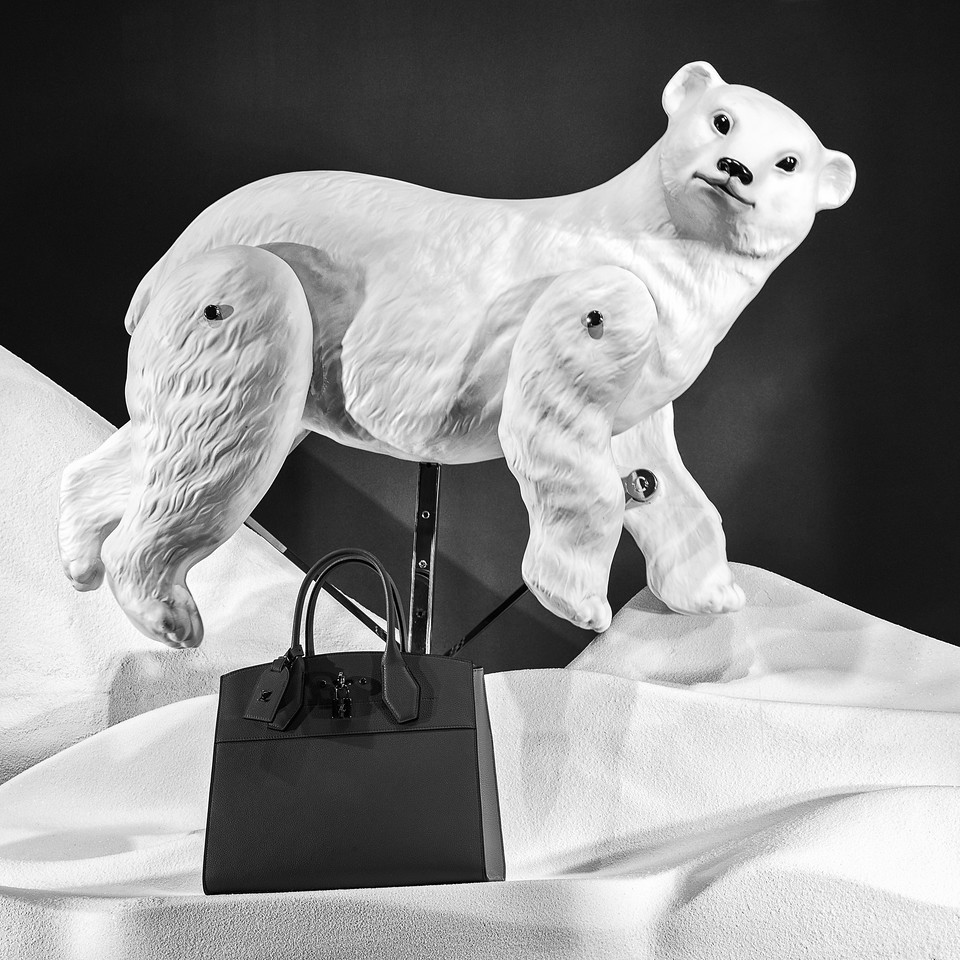 Louis Vuitton Polar Bear