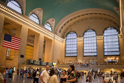 Grand Central Station. - 2014
