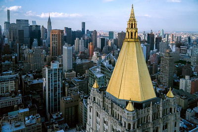 Chrysler Building & New York Life Building