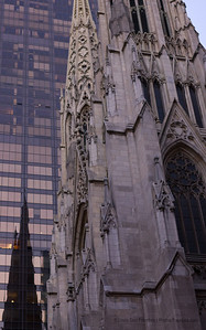 St. Patrick's Cathedral - December 2011