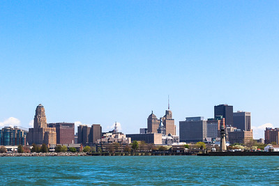 Buffalo, New York Cityscape