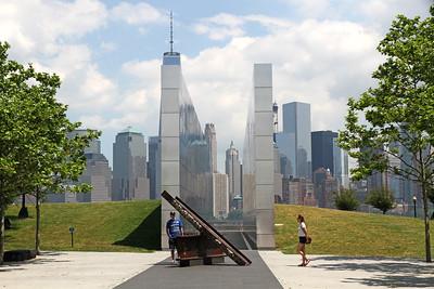 Empty Sky 9/11 Memorial