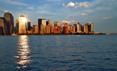 Lower Manhattan-