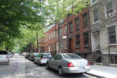 West Village .  This Image is © Tricia Chatterton Goldrick/Chattergold Studios.  All Rights Reserved.  No duplication without permission (see commercial downloads).  This image may be purchased from this website for blogging purposes only.