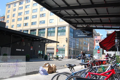 strolling through the meatpacking district .  This Image is © Tricia Chatterton Goldrick/Chattergold Studios.  All Rights Reserved.  No duplication without permission (see commercial downloads).  This image may be purchased from this website for blogging purposes only.