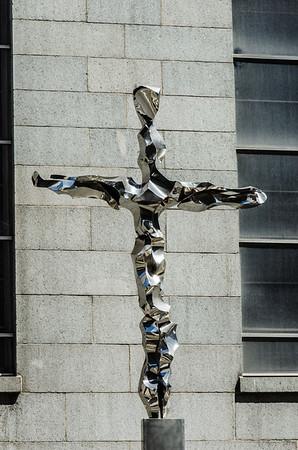 Art on New York streets