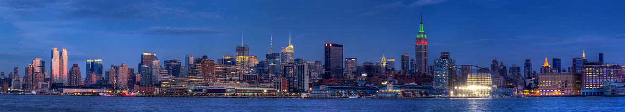 Midtown Manhattan Panorama