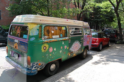 Volkswagon Bus .  This Image is © Tricia Chatterton Goldrick/Chattergold Studios.  All Rights Reserved.  No duplication without permission (see commercial downloads).  This image may be purchased from this website for blogging purposes only.