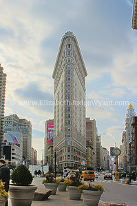 Flat Iron Building, New York, NY