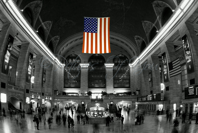 Grand Central Glory