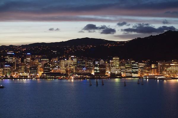 Wellington City. 2007