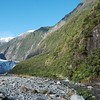 Franz Josef and Waterfall