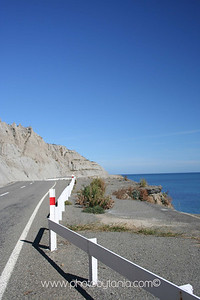Heading towards Cape Palliser, Wairarapa, New Zealand