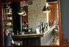 Reflections In bar mirror - Castle Walls Pub