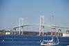 The Claiborne Pell Bridge (Newport Bridge)