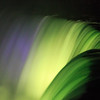 Niagara Falls - Spooky Horseshoe Falls at Night