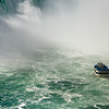 Maid of the Mist in the Falls