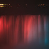 Niagara Falls - Horseshoe Falls at Night - looking at NY