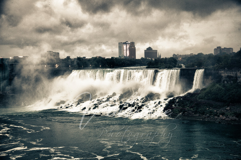 These photos were taken around 5:30am at Niagara Falls on the Canadian side, viewing the Falls on the U.S. side