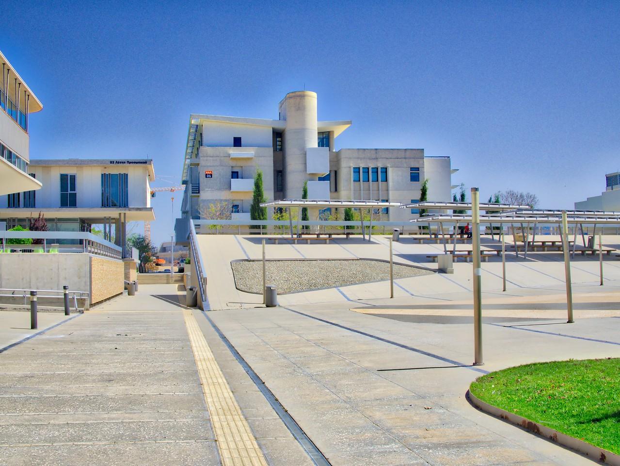 University of Cyprus Campus