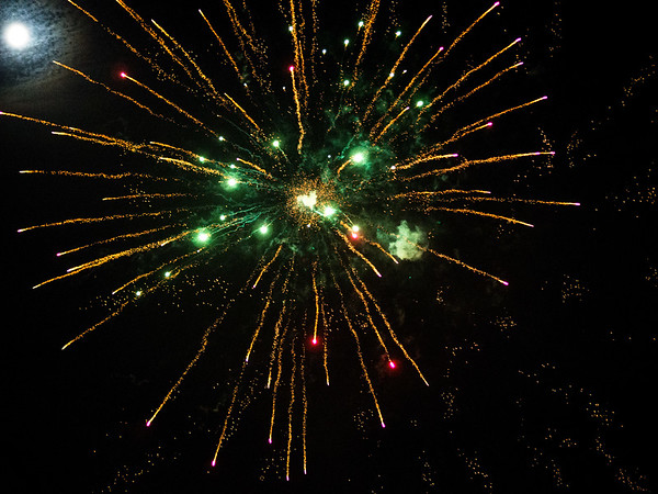 Fireworks at The Junior School